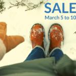 Thrift Store Sale!