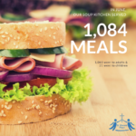 June Soup Kitchen Stats