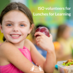 ISO Volunteers for Lunches for Learning